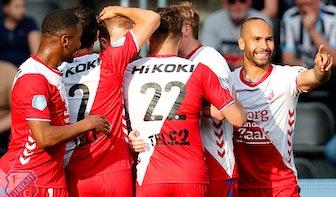 Opgeleefd FC Utrecht zet belangrijke stap richting finale play-offs