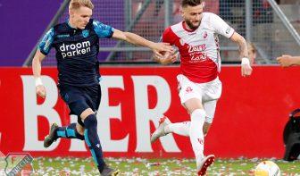 FC Utrecht en Vitesse in balans in eerste finale play-offs