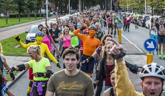 Celstraf en rijontzegging geëist voor aanrijden verkeersregelaar tijdens Skate Parade Utrecht
