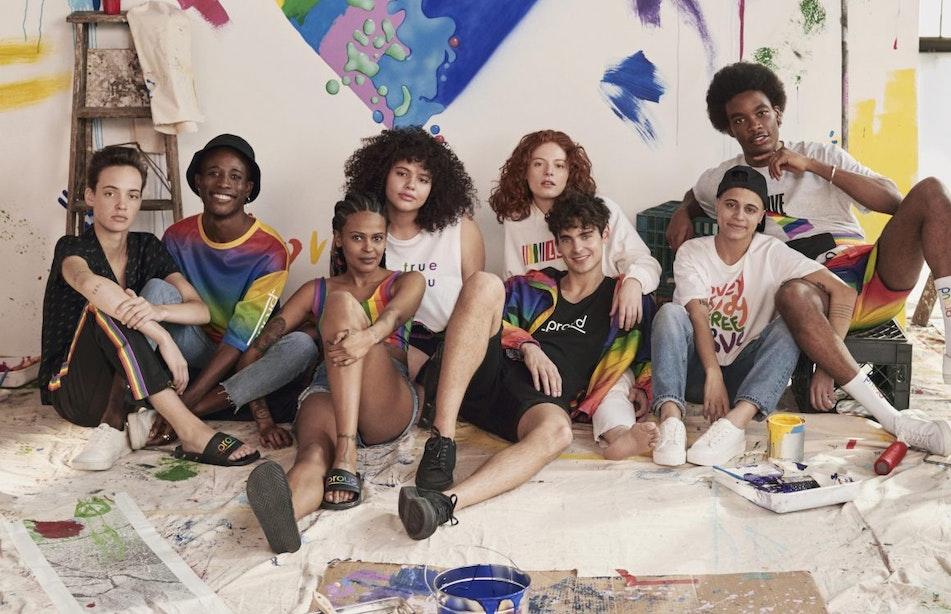 H&M lanceert bijzondere kledingcollectie tijdens Utrecht Pride