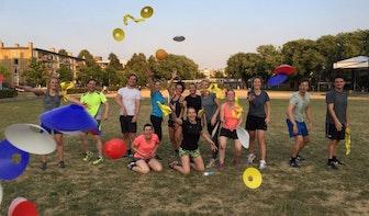 DUIC uitgelicht: Lekker sporten in de Utrechtse buitenlucht