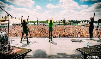20.000 bezoekers bij festival Central Park