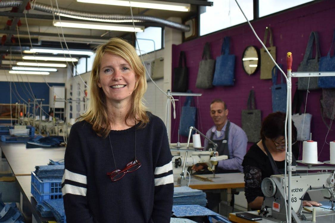 Het Utrechtse bedrijf i-did steekt kleding in een nieuw jasje