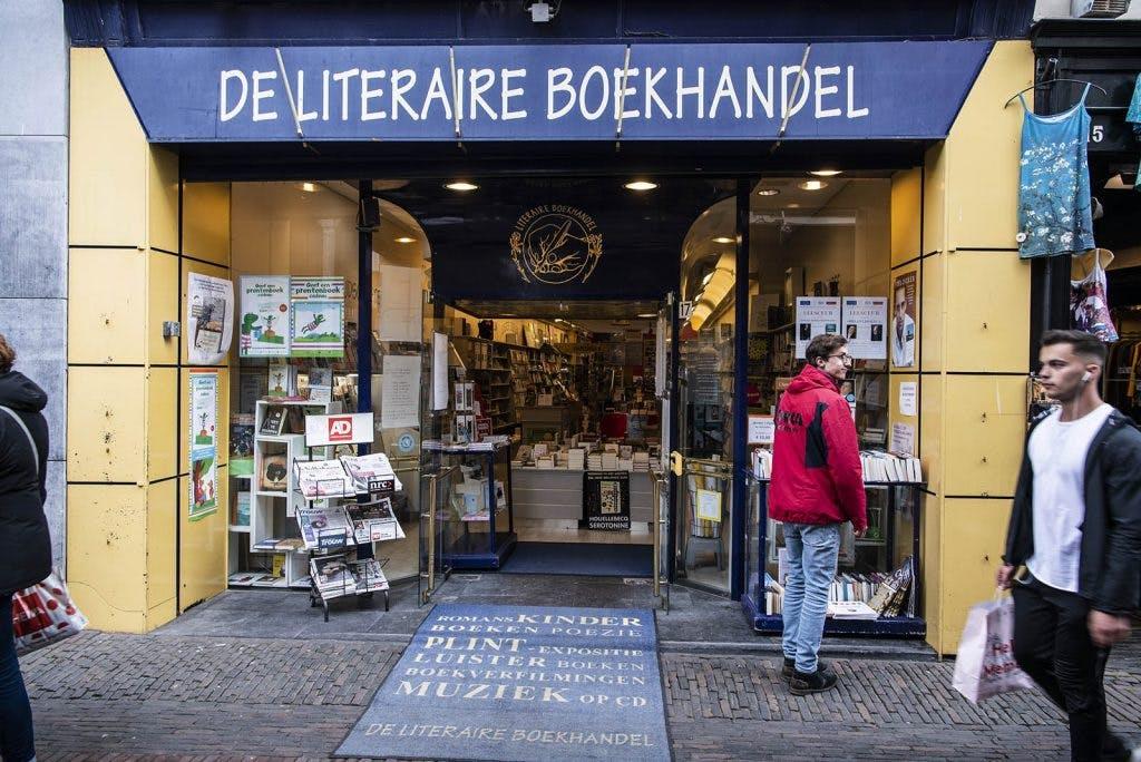 De Literaire Boekhandel in Utrecht sluit na ruim 30 jaar de deuren
