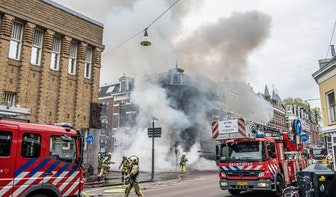Afgebrande New York Pizza aan Utrechtse Nobelstraat opent binnenkort weer de deuren