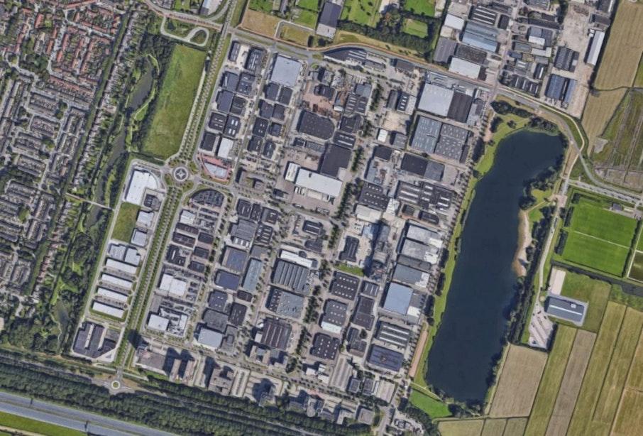 Meer ruimte voor voorzieningen op Strijkviertelpark