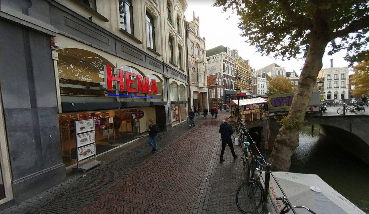 HEMA en Albert Heijn gaan samenwerken in winkel aan Oudegracht