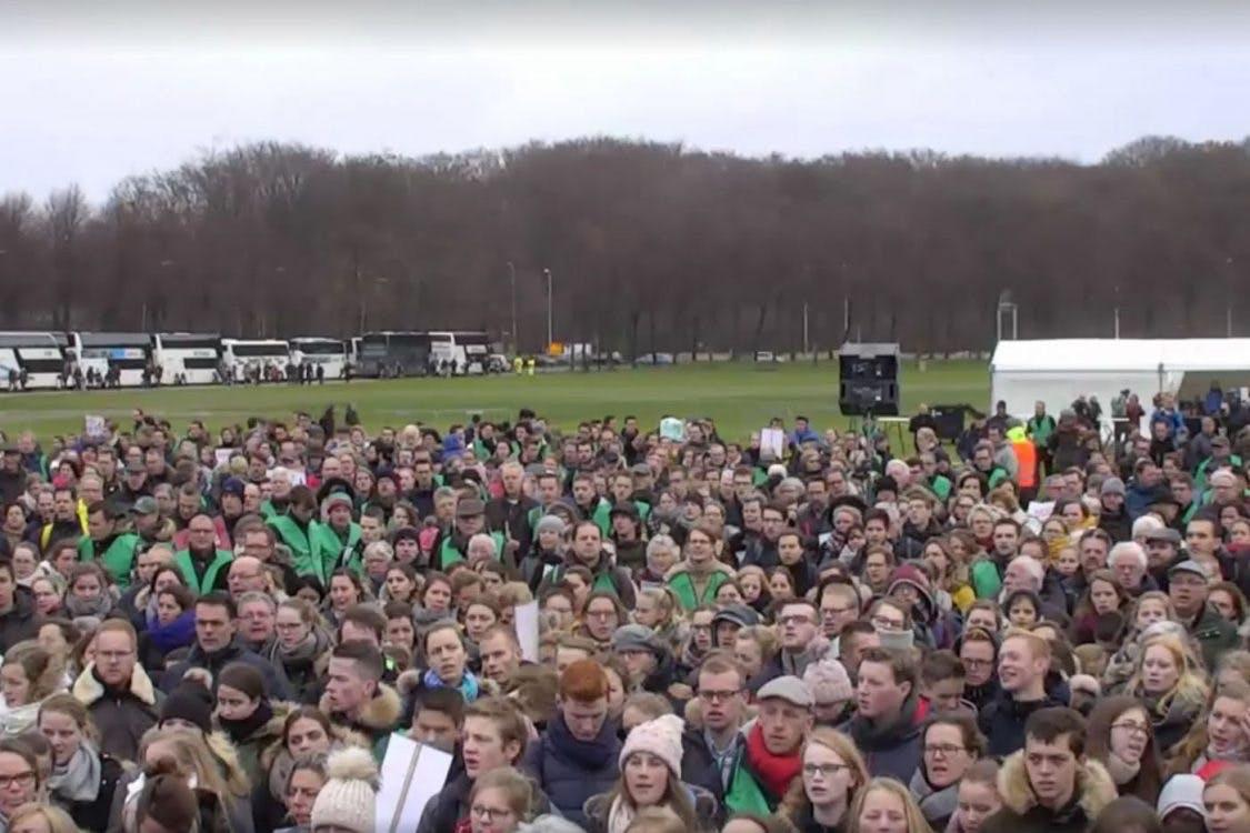 Anti-abortusbeweging gaat demonstreren in Utrecht