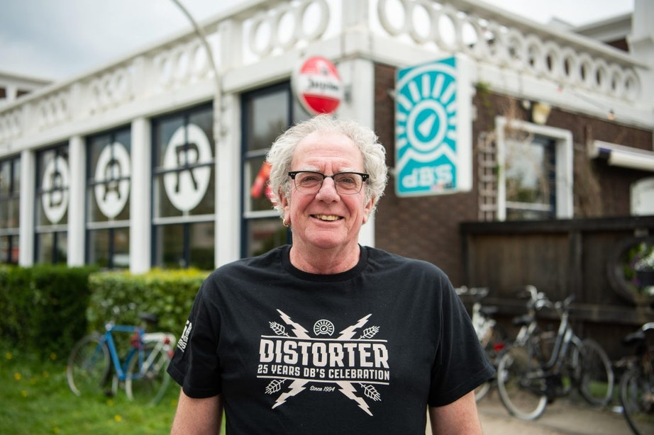 Utrecht volgens Paul de Brabander van dB's