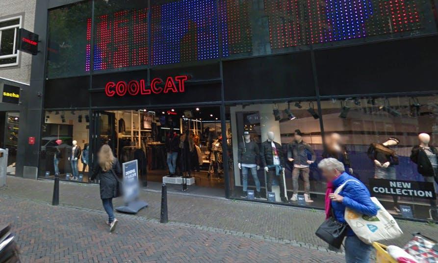 Doek valt alsnog voor CoolCat Vredenburg