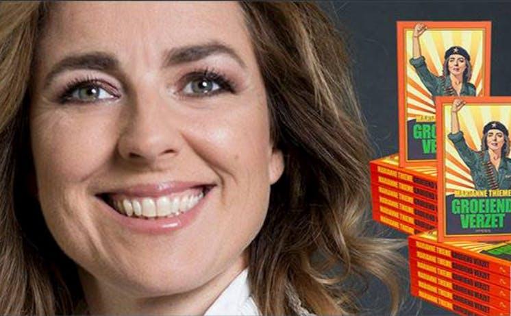 Dagtip: Gratis lezing van Marianne Thieme over haar nieuwe boek in LE:EN