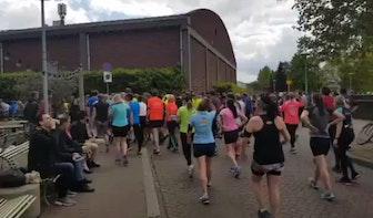 Zo ging het meerdere keren fout bij Utrecht Marathon