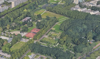 Manifestatie 'Hart boven Hard' tegen polarisering in Park Transwijk