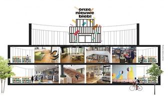 Video: de nieuwe Bibliotheek in Leidsche Rijn Centrum is open en dit is er te doen