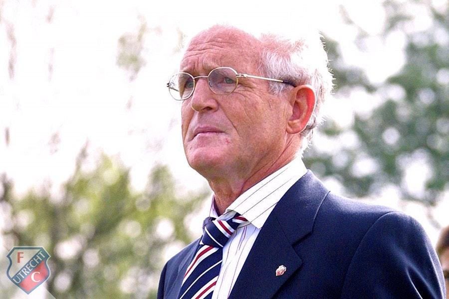 Oud-trainer en clubman Henk Vonk (77) overleden