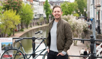 Utrecht volgens voorzitter van COC Midden-Nederland Simon Timmerman