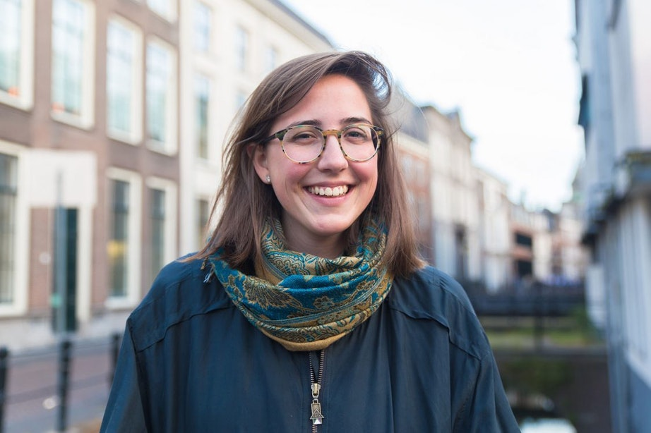 Allemaal Utrechters – Ana Bajt: 'Ik probeer Utrecht te gebruiken maar ook iets terug te geven'