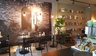Jette & Jildou drinken koffie bij Anne&Max: 'Voldoende ruimte voor langzaamaankoffie'