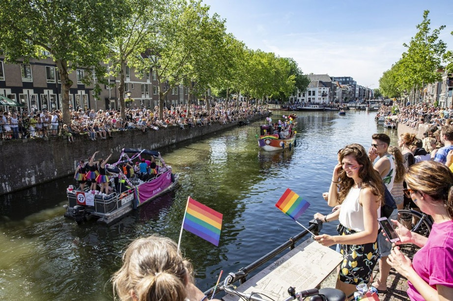 Recordaantal aanmeldingen voor Utrecht Canal Pride 2020