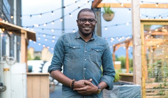 Allemaal Utrechters – Eric Ntchao-Nounga: 'Ik leerde Nederlands van de televisie'