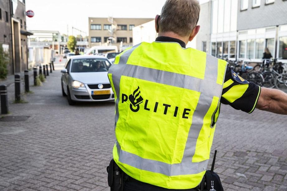 Tientallen automobilisten in Utrecht op de bon