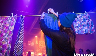 Dagtip: Expositie en DJ's bij Koffie Leute aan de Westerkade
