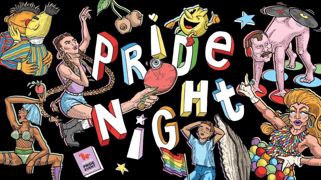 Dagtip: Pride Night in TivoliVredenburg met onder andere Famke Louise en Joost van Bellen