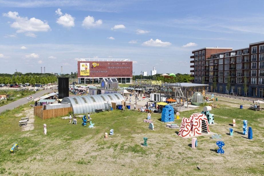 Het Berlijnplein gaat de concurrentie aan met de Utrechtse binnenstad