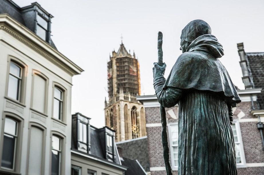 Dagtip: Gratis rondleiding door het prachtige Paushuize aan de Kromme Nieuwegracht