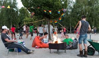 Zes Utrechtse parken worden deze zomer een Buurtcamping