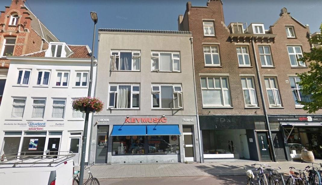 Winkel in Utrecht van failliete keten Keymusic blijft vooralsnog open