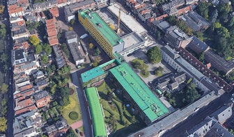 Plan voor 33 nieuwe woningen aan Vrouwjuttenhof in binnenstad