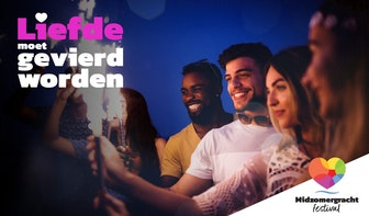Gratis optreden Maan tijdens opening Midzomergracht festival
