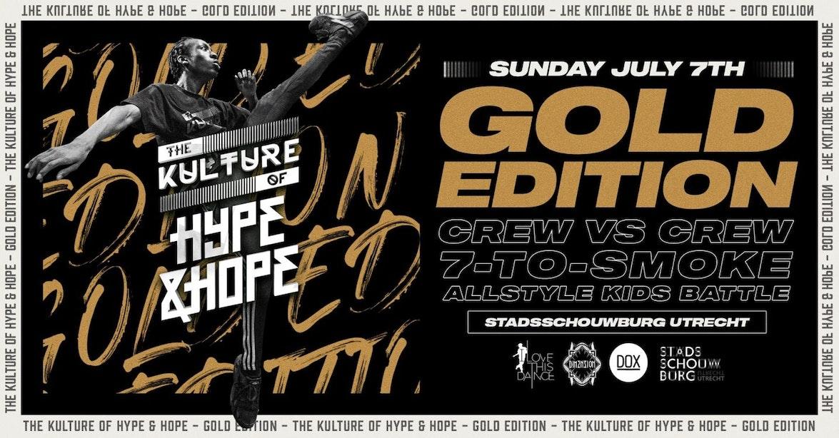 Dagtip: Een hele dag in het teken van HipHop tijdens de finale van The Kulture of Hype & Hope in de Stadsschouwburg