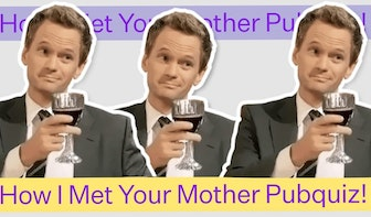 Dagtip: 'How I Met Your Mother' pubquiz bij Filmcafé