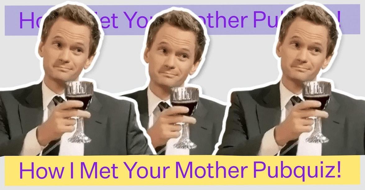 Dagtip: 'How I Met Your Mother' pubquiz bij Filmcafé
