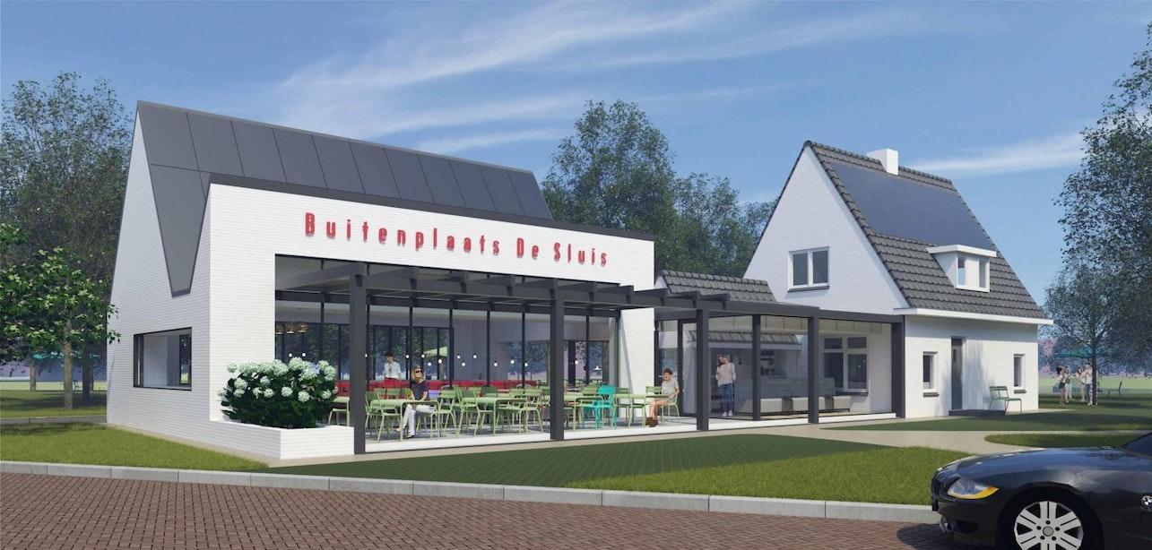 Sluiswachtershuisje Leidsche Rijn wordt restaurant 'Buiten bij de Sluis'