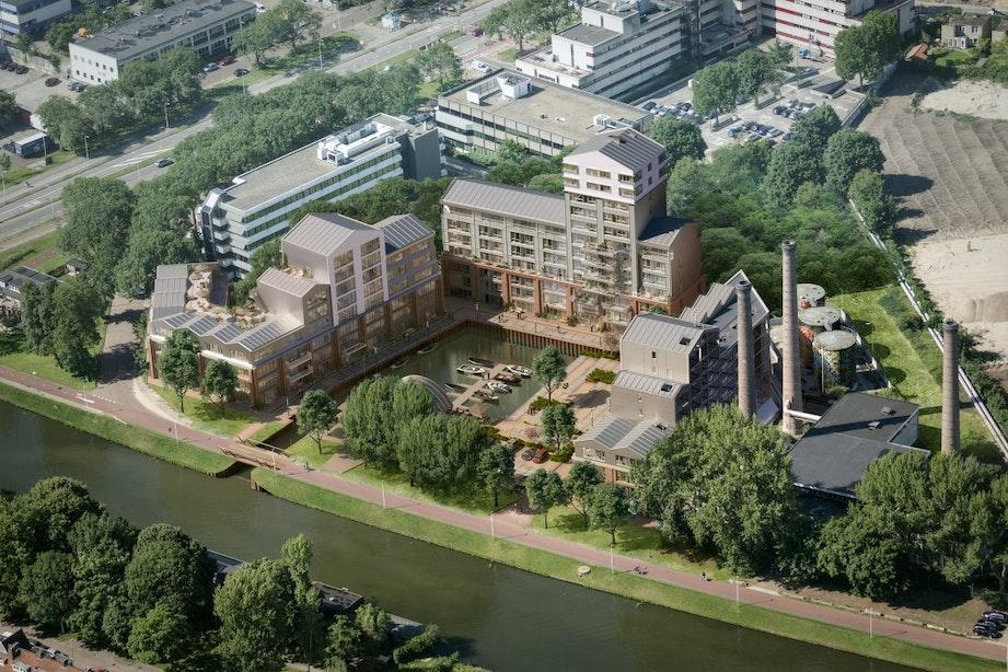 Ontwikkelaar Merwedekanaalzone houdt zich niet aan prijsafspraken woningen; Gemeente Utrecht beraadt zich op stappen