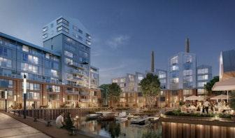 Bouw van Wilhelminawerf met haven en 167 woningen in Merwedekanaalzone eindelijk van start