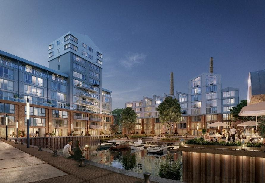 Gemeenteraad Utrecht voert druk op: huurprijzen Wilhelminawerf moeten omlaag