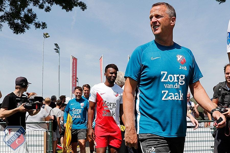 FC Utrecht wil, ondanks de hitte, HŠK Zrinjski Mostar 'in hoog tempo kapot spelen'