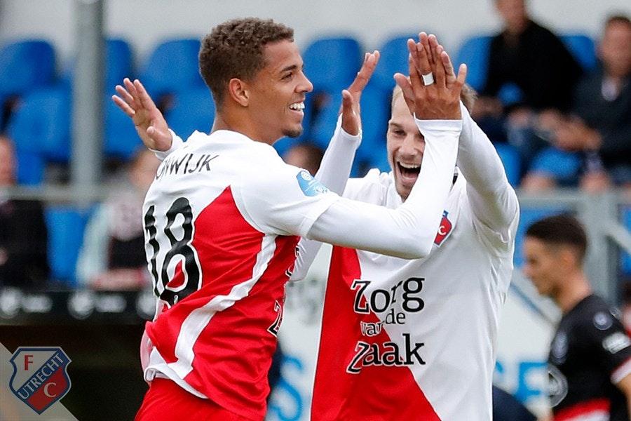 Basisplaats lonkt voor revelatie Justin Lonwijk bij FC Utrecht