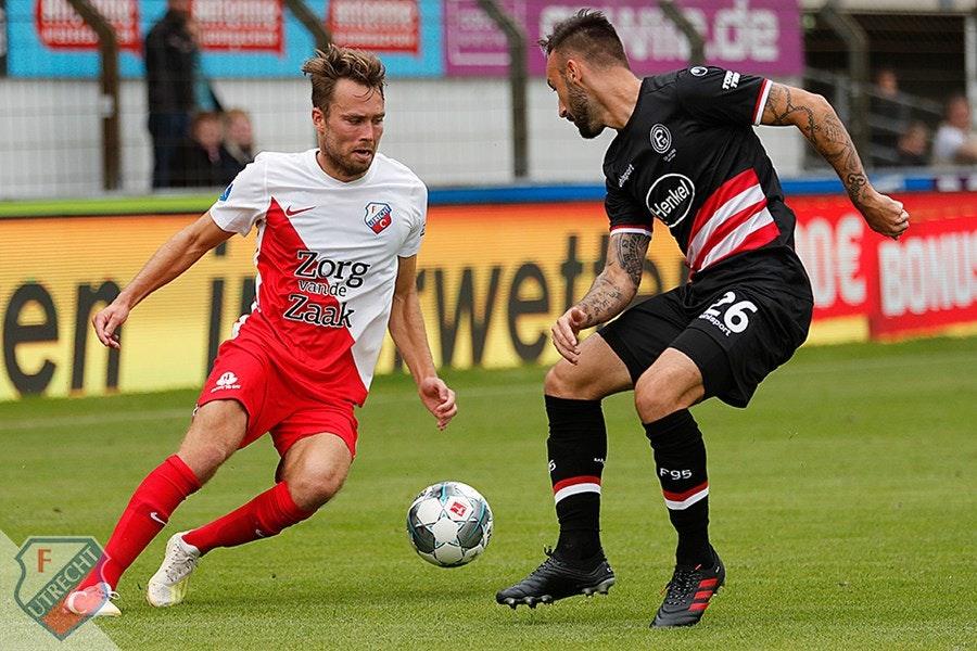 Europacupduel HŠK Zrinjski Mostar – FC Utrecht donderdag live op RTL7