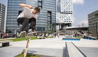 Openingsfestival skatepark Jaarbeursplein wordt morgen overgedaan