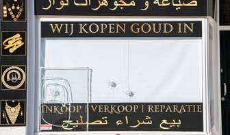 Juwelier Amsterdamsestraatweg weer beschoten