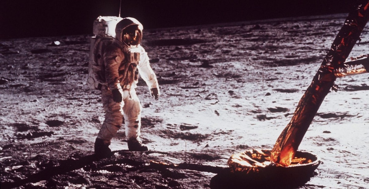Dagtip: Maanfestival 'On the Moon again' bij Sonnenborgh Museum Sterrenwacht