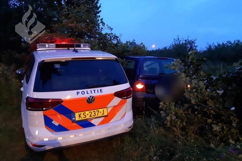 Autokraker (17) gearresteerd na dollemansrit door Leidsche Rijn