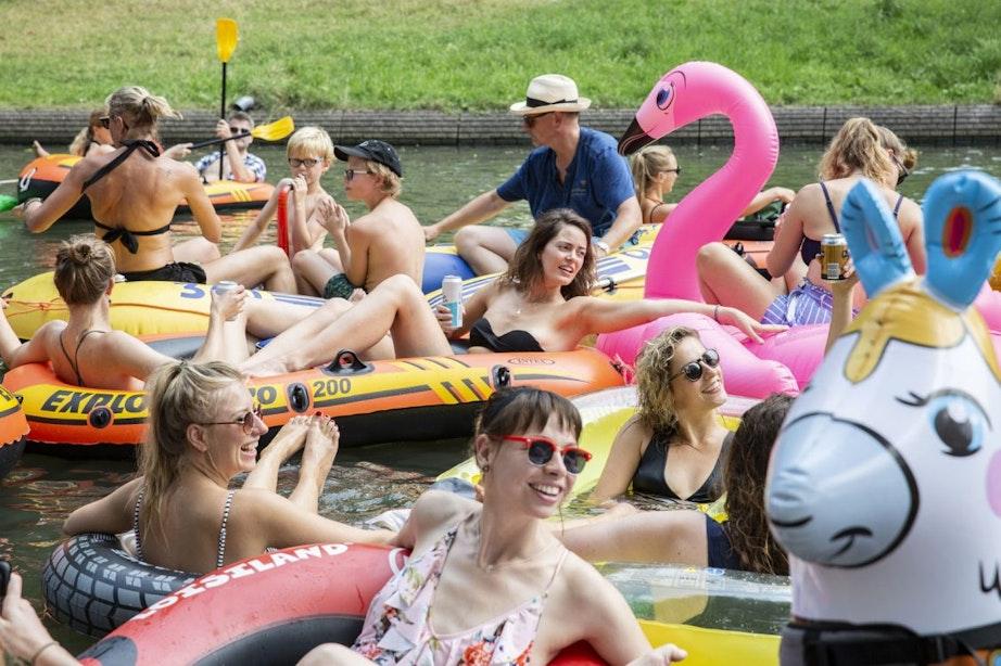 Dobberaars en Slobberaars in de Utrechtse wateren