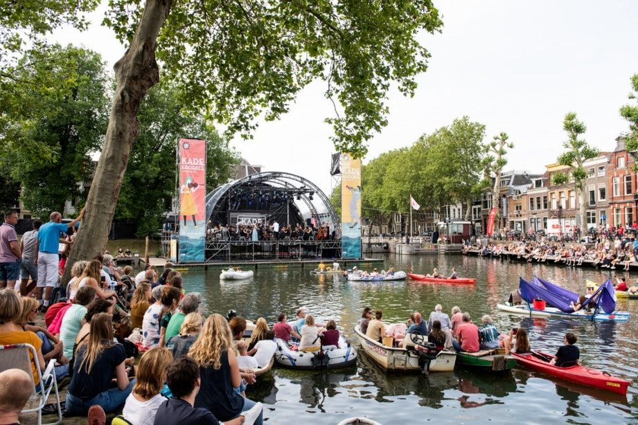 Duizenden mensen bij tweedaags Kadeconcert in Utrecht