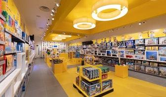 Utrecht krijgt een LEGO-winkel